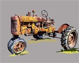 Vintage Tractor XVI