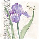 Flowers & Lace III