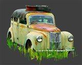 Rusty Car III