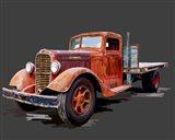 Vintage Truck I