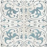 Teal Tile Collection VIII