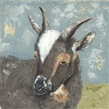 Farm Life-Grey Goat
