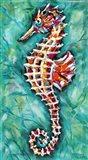 Radiant Seahorse II