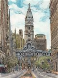 US Cityscape-Philadelphia