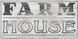 Vintage Farmhouse Sign I