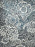 Floral Batik I