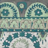 Teal Tapestry IV