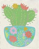 Happy Cactus IV