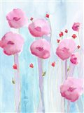 Pink Florets II
