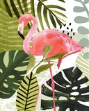 Flamingo Forest I