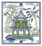 Pagoda Visit I