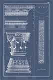 Column & Cornice Blueprint I