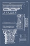 Column & Cornice Blueprint III