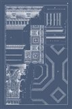 Column & Cornice Blueprint IV