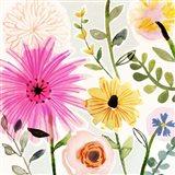 Floral Pop I