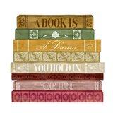 Book Lover I