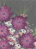 Mauve Wildflower Garden II