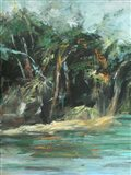 Waterway Jungle I