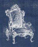 Antique Chair Blueprint II