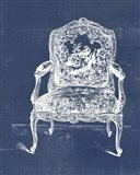 Antique Chair Blueprint V