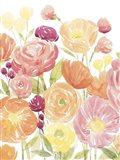 Pastel Petals I