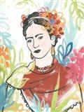Portrait of Frida  I