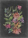 Velvet Floral II