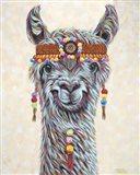 Hippie Llama I
