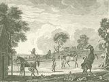 Equestrian Scenes II