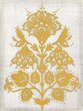 Saffron Detail I