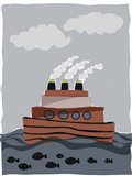 Oceans Ahoy I
