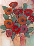 Poppies in a Vase II