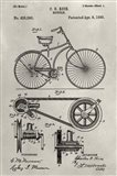 Patent--Bicycle