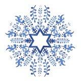Indigo Hanukkah II