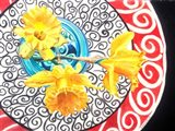 Flower on Plate II