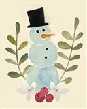 Snowman Cut-out II