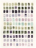 Serene Color Swatches I