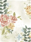 Soft Flower Collection I