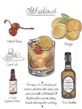 Classic Cocktail - Old Fashioned