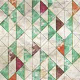 Geometric Color Shape VIII