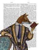 Book Reader Fox