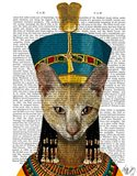 Egyptian Queen Cat