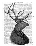 Deer Portrait 1