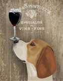 Dog Au Vin Beagle