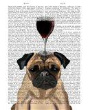 Dog Au Vin, Pug