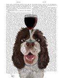 Dog Au Vin, Springer Spaniel