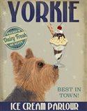 Yorkshire Terrier Ice Cream