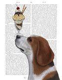 Beagle Ice Cream