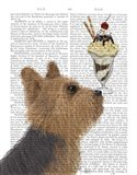 Yorkshire Terrier Ice Cream