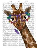 Chewing Giraffe 1